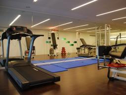 Dbac Lleida - Gimnasio. Medicina deportiva