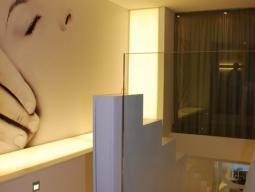 Dbac Lleida - Escaleras segundo piso